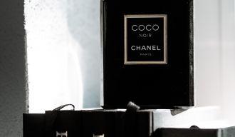 Bouteille de parfum Channel, exemple d'une marque verbale