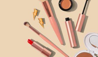 des produits cosmétiques